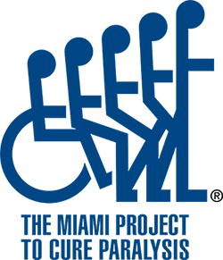 Logo of the Miami Project to Cure Paralysis